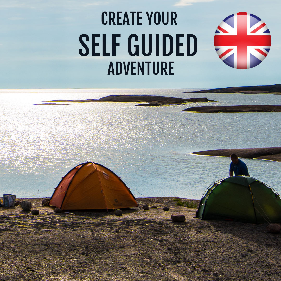 Book your self guided kayaking adventure