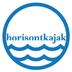 Horisont Kajak Mobile Logo