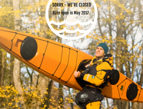 Base closed – See you in May