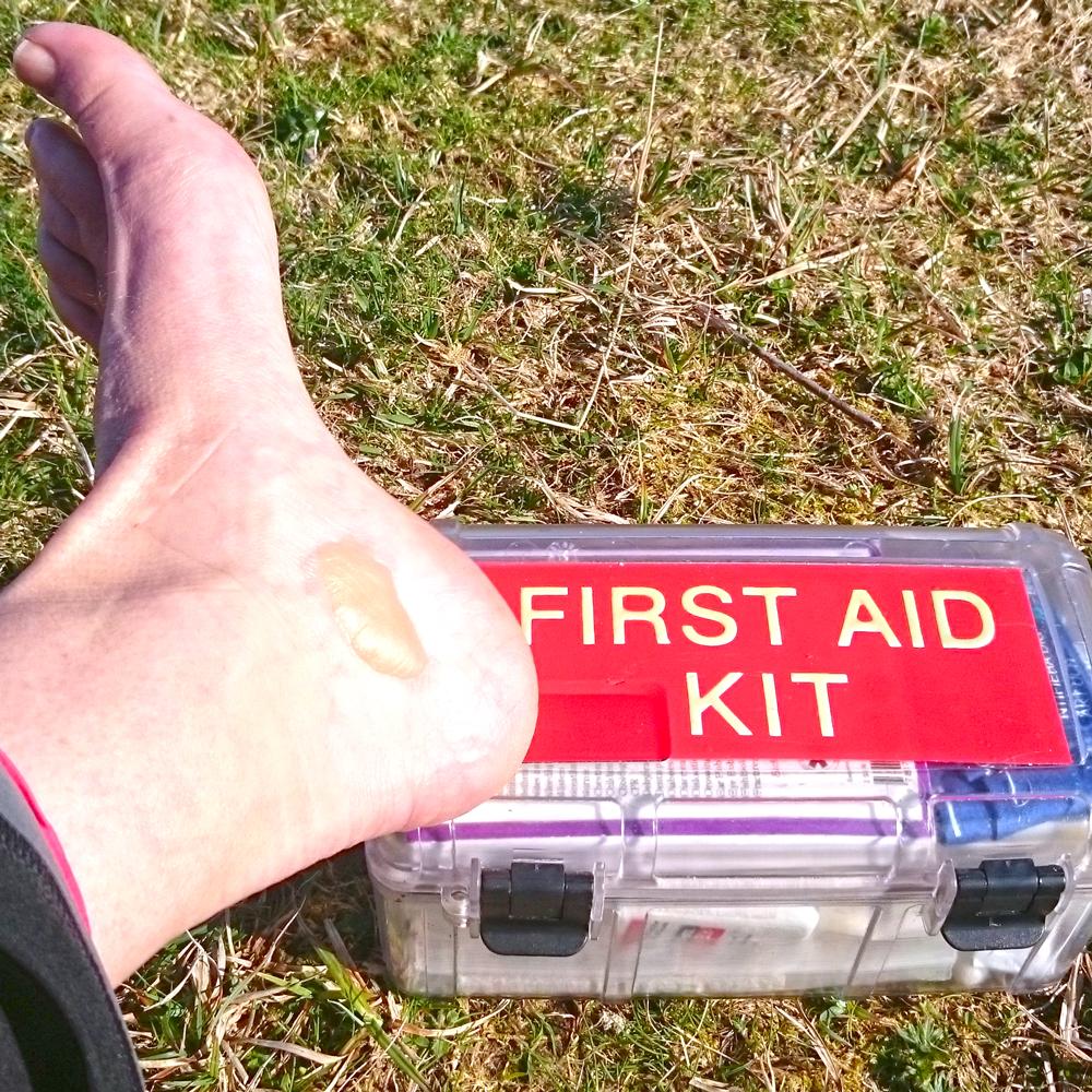 Wilderness First Aid - Vildmarkssjukvård