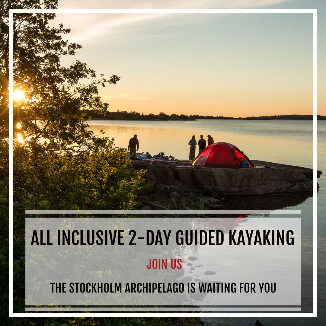 All inclusive guided kayaking