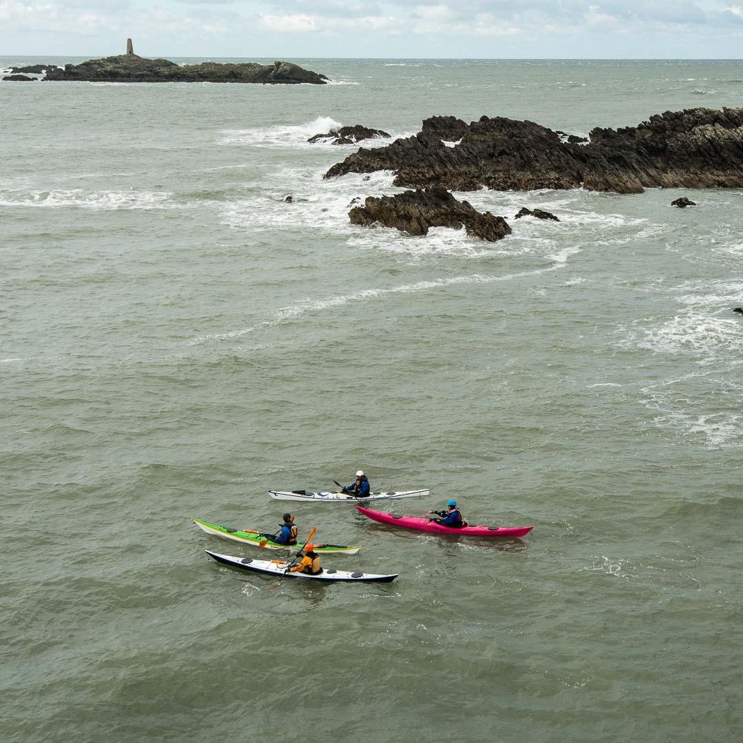 Följ med oss och paddla i Wales